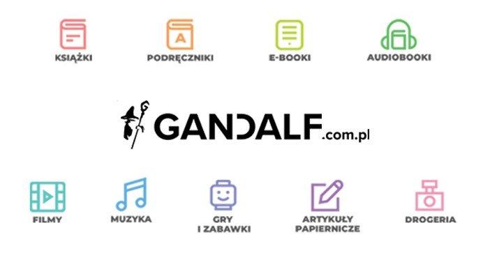 Gandalf sklep z mocą wyboru.