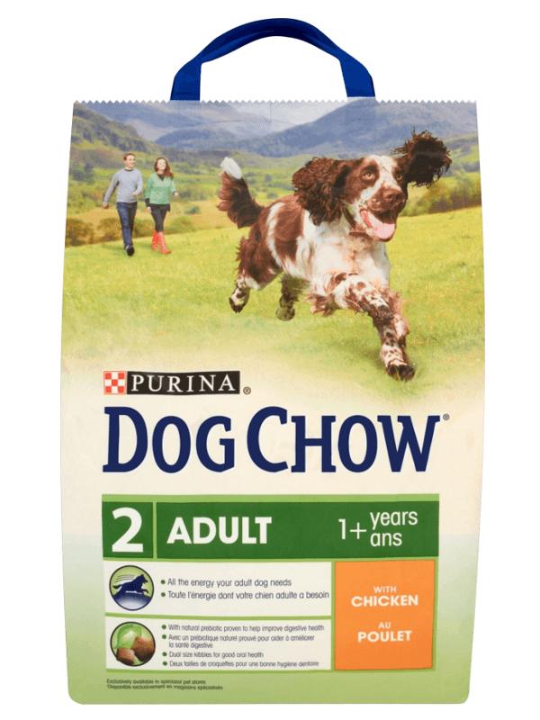 PURINA Dog Chow Adult kur