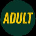 Adult zielony