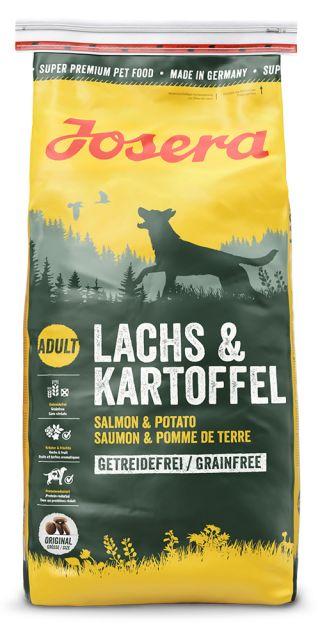 Lachs & Kartoffel- korzyści