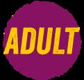 Adult róż