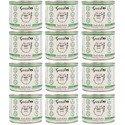 GUSSTO Cat Fresh Chicken mokra karma dla kotów świeży kurczak 12x200 g