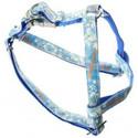 Envy szelki regulowane hula 10 mm - niebieska