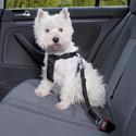 Szelki samochodowe dla psa S