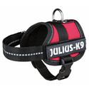 Szelki Julius-K9 powerharness baby XS 30–40 cm czerwony