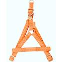 Szelki Regulowane Mac Leather 25 mm Kol. Pomarańczowy
