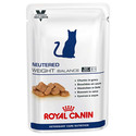 Cat neutered weight balance saszetka 100 g