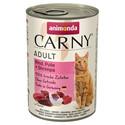 Carny Puszka Kot Wołowina/Indyk/Krewetki 400 g