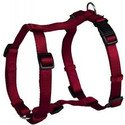 "Szelki ""Premium h-harness"" M - L 50–75 cm / 25 mm bordowy"