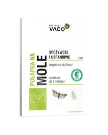 ECO Pułapka na mole ubraniowe i spożywcze (2w1) 2 szt.