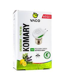 ECO Elektro na komary, muchy i mole atomizer + płyn (Citronella) 45 ml