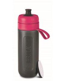 Butelka filtrująca Fill&Go Active 0,6 l różowa