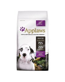 Large puppy z kurczakiem 7,5 kg sucha karma dla szczeniąt ras dużych
