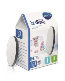 MicroDisc filtr do butelki Fill&Go i karafki 3 szt.