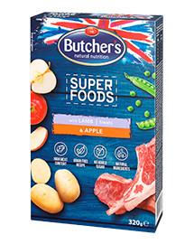 Superfoods Treats z jagnięciną i jabłkiem  320 g
