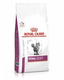 Cat Renal Select 0,4 kg sucha karma dla kotów z przewlekłą niewydolnością nerek