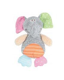 Zabawka pluszowa z dźwiękiem Crazy Jojo słoń