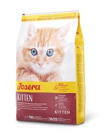 Kitten 10 kg sucha karma dla kociąt i kotek ciężarnych lub karmiących