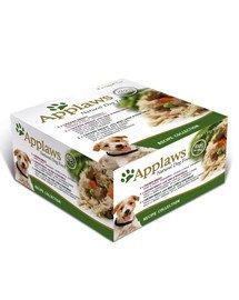 Zestaw próbny mix smaków Mokra karma dla psa 8 x 156 g