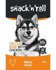Calcium Bone with Chicken Kostka wapniowa z kurczakiem 200 g