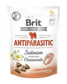 Care Dog Functional snack antiparasitic 150 g przysmaki przeciw pasożytom dla psów