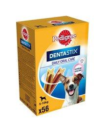DentaStix (małe rasy) przysmak dentystyczny dla psów 56 szt. - 8x110g