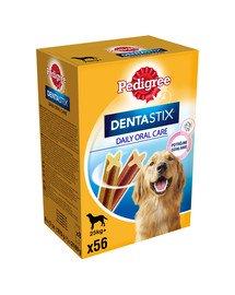 DentaStix (duże rasy) przysmak dentystyczny dla psów 56 szt. - 8x270g