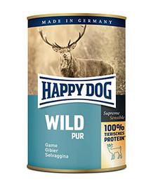 Wild Pur Dziczyzna mokra karma z czystą dziczyzną 400 g