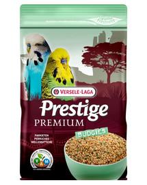Budgies Premium 2,5 kg pokarm dla papużek falistych