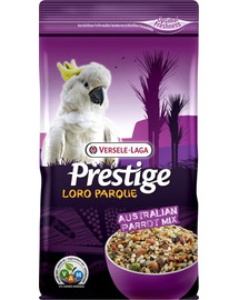 Australian Parrot Loro Parque Mix 1kg pokarm dla papug australijskich