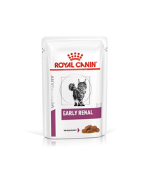 Cat Early Renal 12 x 85 g mokra karma dla kotów z chorobami nerek