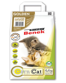 Super Corn Cat Golden 7 l 4,4 kg