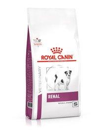 Renal Small Dog 3,5 kg sucha karma dla psów ras małych z chorobami nerek