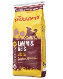 Lamb & Rice 15 kg
