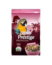 Parrots Premium 20 kg pokarm dla dużych papug (bez orzechów)