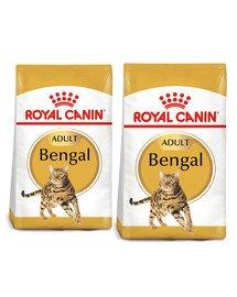 ROYAL CANIN Bengal Adult karma sucha dla kotów dorosłych rasy bengal 20 kg (2 x 10 kg)