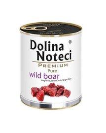 Premium Pure wild boar 800 g z dzikiem