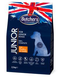 Functional Junior Dog Dry z kurczakiem i jagnięciną 2,5kg