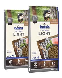 BOSCH Light 25 kg (2 x 12.5 kg)
