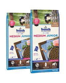 BOSCH Medium Junior 30 kg (2 x 15 kg)