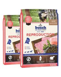BOSCH Reproduction 15 kg (2 x 7.5 kg)