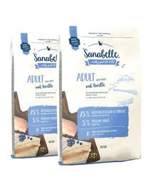 BOSCH Sanabelle adult pstrąg 20 kg (2 x 10 kg)