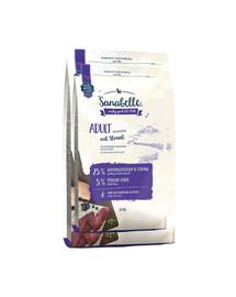 BOSCH Sanabelle adult struś 4 kg (2 x 2 kg)