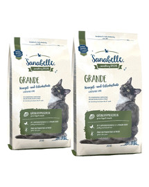 BOSCH Sanabelle grande 4 kg (2 x 2 kg)