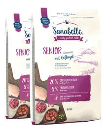 BOSCH Sanabelle senior drób 20 kg (2 x 10 kg)