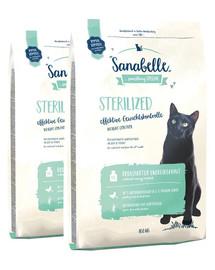BOSCH Sanabelle sterilized 20 kg (2 x 10 kg)