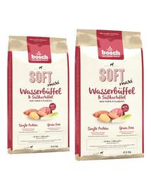 BOSCH Soft Maxi bawół wodny bataty 25 kg (2 x 12,5 kg)