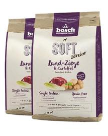 BOSCH Soft Senior Kozina & Ziemniak 25 kg (2 x 12,5 kg)