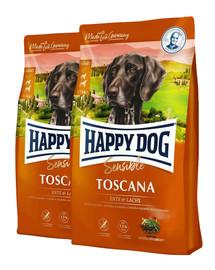 HAPPY DOG Supreme toscana 25 kg (2 x 12.5 kg)