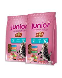 VITAPOL Karma Junior dla kota 20 kg (2 x 10kg)